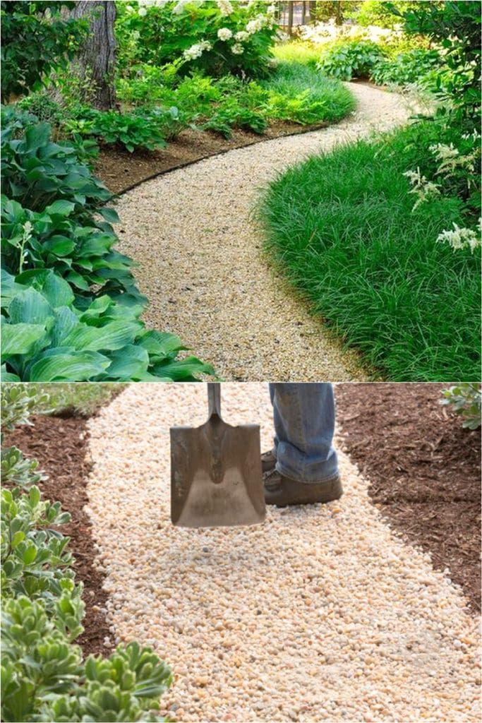 25 Most Beautiful Diy Garden Path Ideas Backyard Walkway 400 x 300