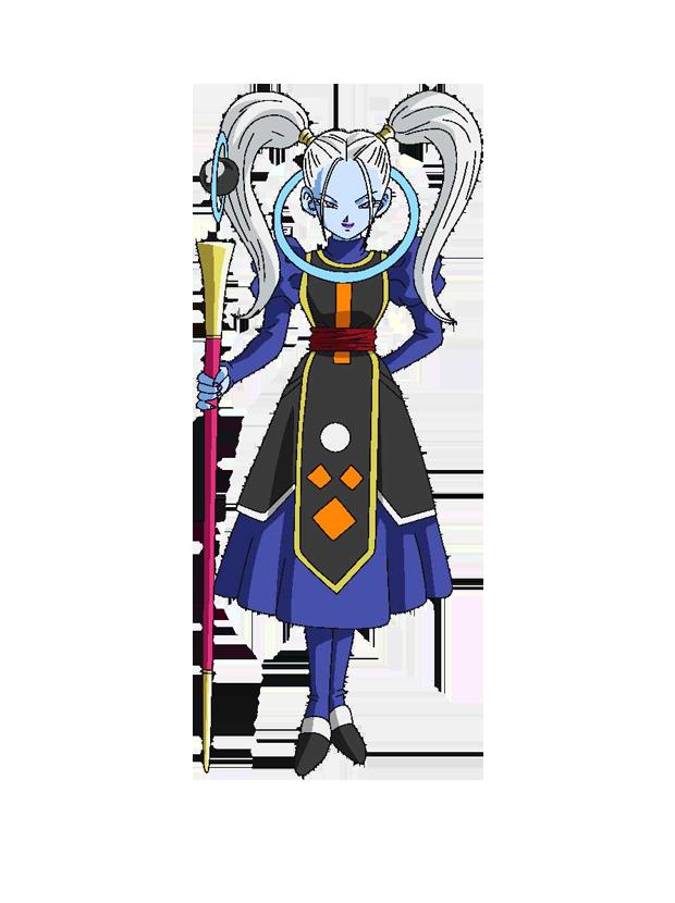 Marcarita (マルカリータ Marukarīta) es la Ángel del Universo 11, sirviente y maestra de artes marciales del Dios de la Destrucción Vermoud. Es un personaje de la Saga de Supervivencia Universal de Dragon Ball Super. Su nombre es una deformación de Margarita, el cual es un un cóctel mexicano, compuesto por el tequila, triple sec y zumo de lima o limón