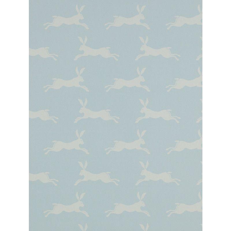 Buy Jane Churchill March Hare Wallpaper