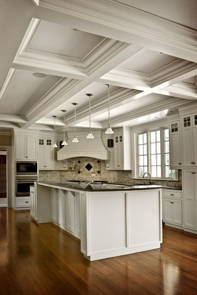 Going To Do A Coffered Ceiling In Our Family Room! Canu0027t Wait!