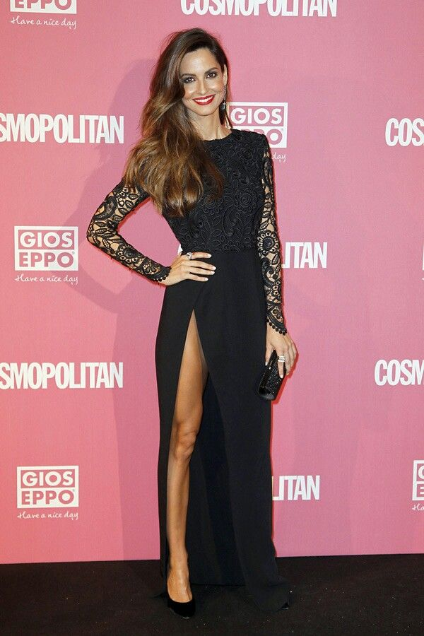 De temporada negro con transparencias | Red Carpet | Pinterest ...