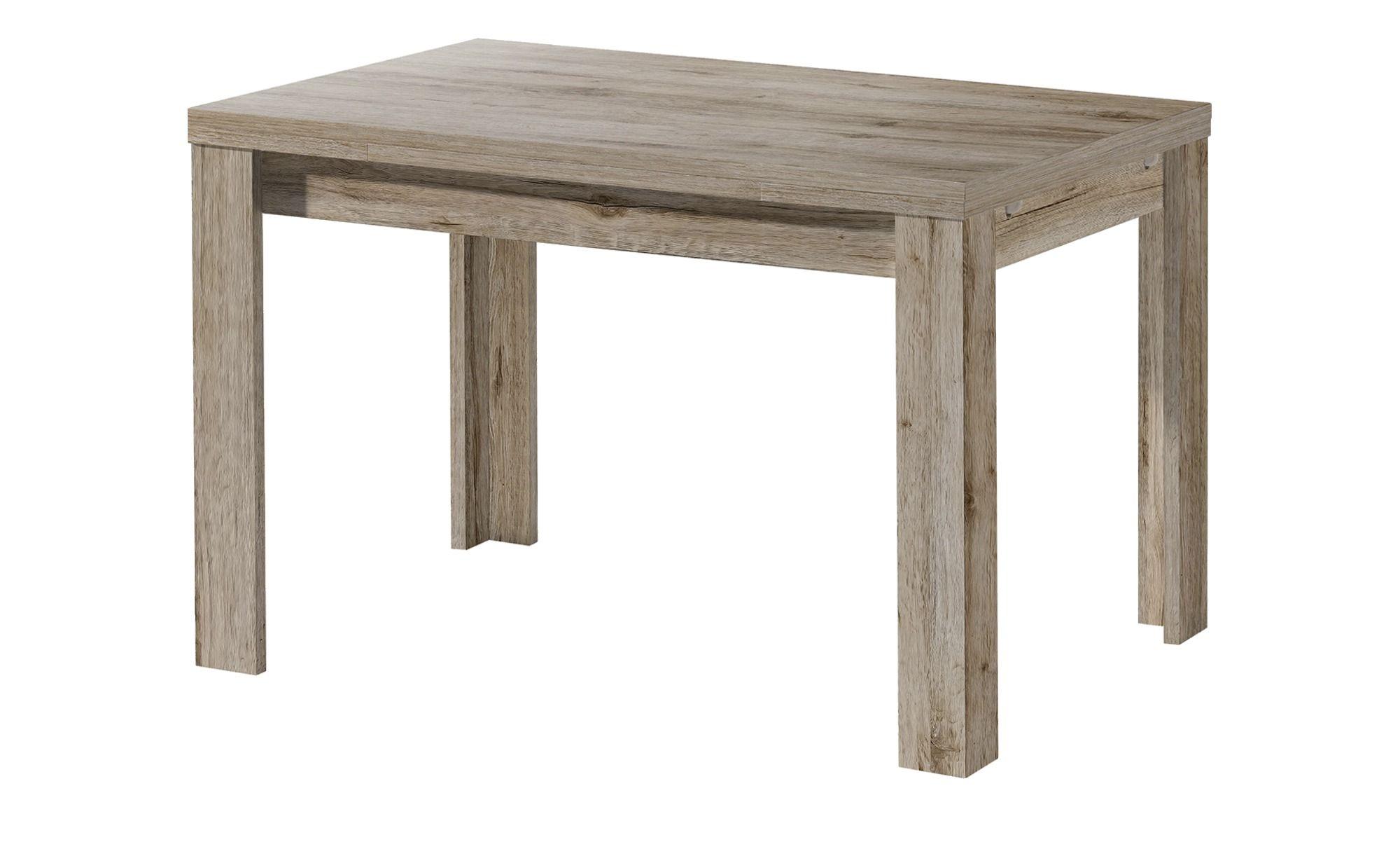 Esstisch holzfarben 80 cm 78 cm Tische > Esstische