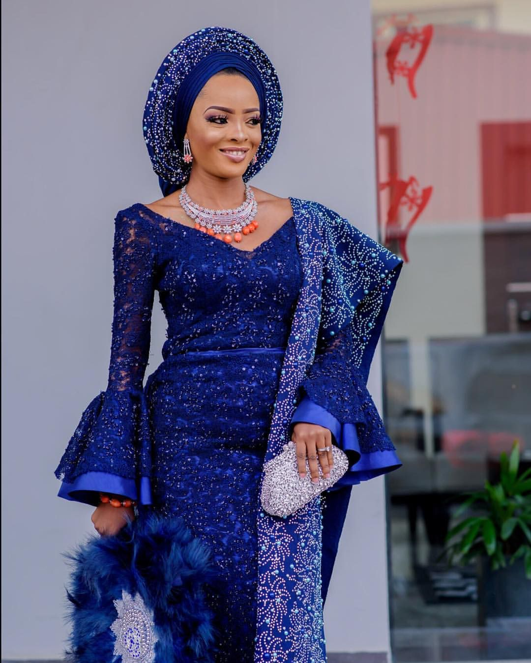 Nigerian Traditional Wedding Dresses: Pin On African Fashion Love(trendy Styles