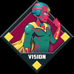 Marvel Vision By Quas Quas Marvel Vision Vision Marvel Comics Marvel Paintings