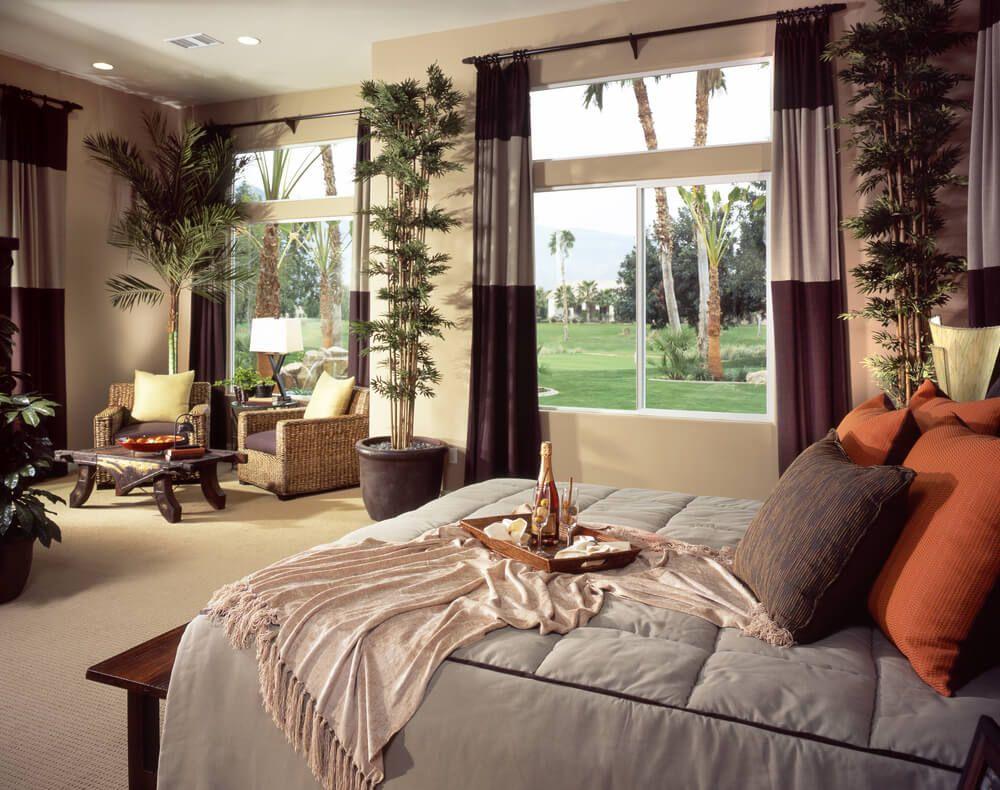 100's of custom master bedroom designs (photo gallery) | wicker