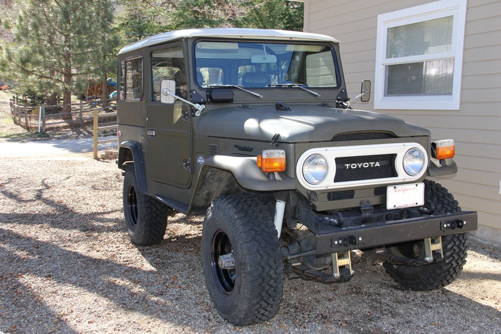 Fj40 For Sale Craigslist Ohio