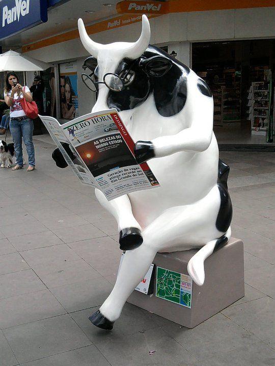 Cow Parade Porto Alegre Brazil Cow Parade Collectables In 2019