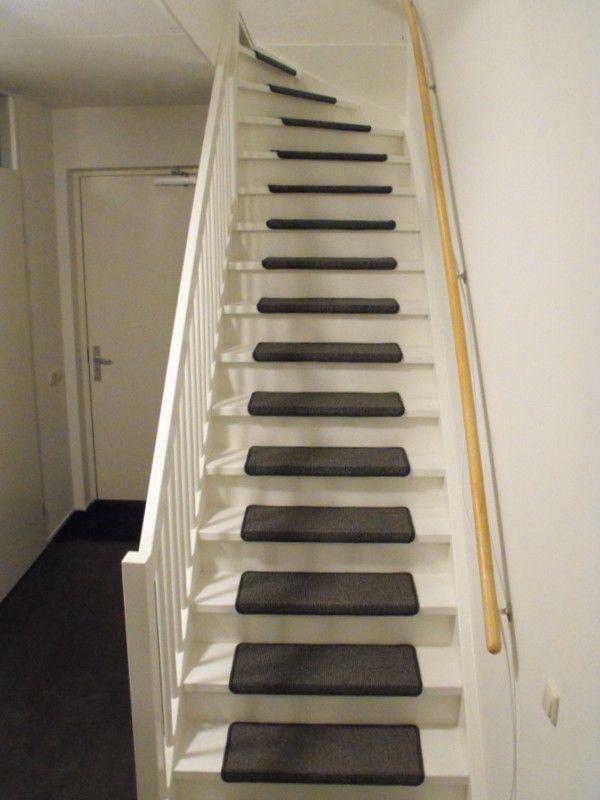 Geliefde Het traploper effect   trap - Trap ideeën, Tapijt trap en Traploper @KG07