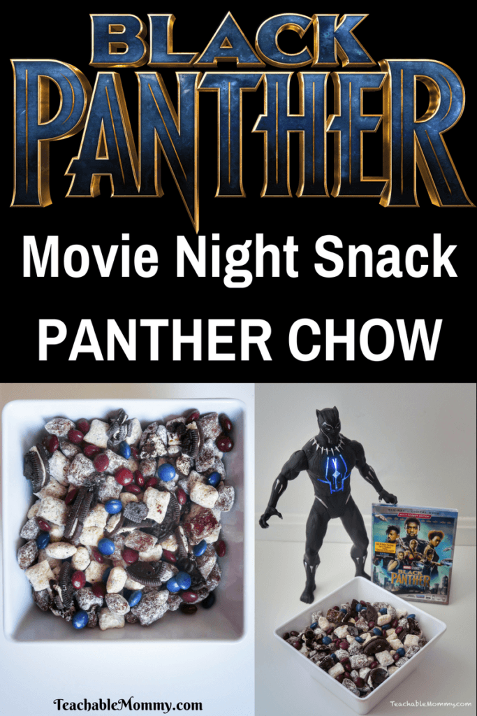 Black Panther Movie Night Snack Party Ideas Pinterest Birthday