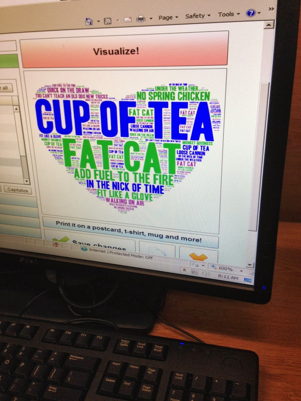 We Love Figurative Language Word Clouds For Valentine S