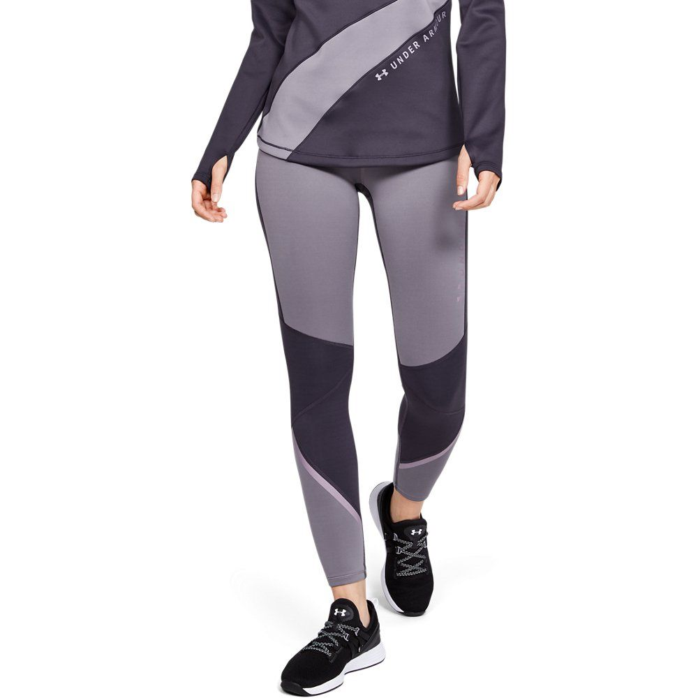 Coldgear Doubleknit Hi Rise Graphic Xs In 2020 Plus Size Winter Outfits Fish Net Tights Outfit Under Armour Women