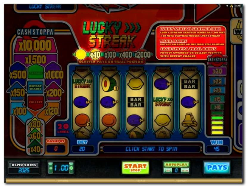 Lucky Hill Online Casino