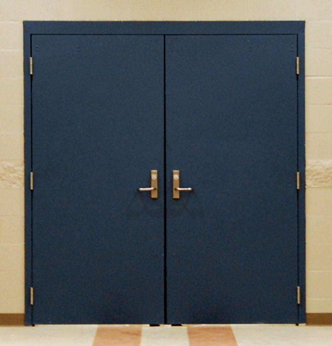 Porta Cinema Texturas De Tudo Hollow Metal Doors Door