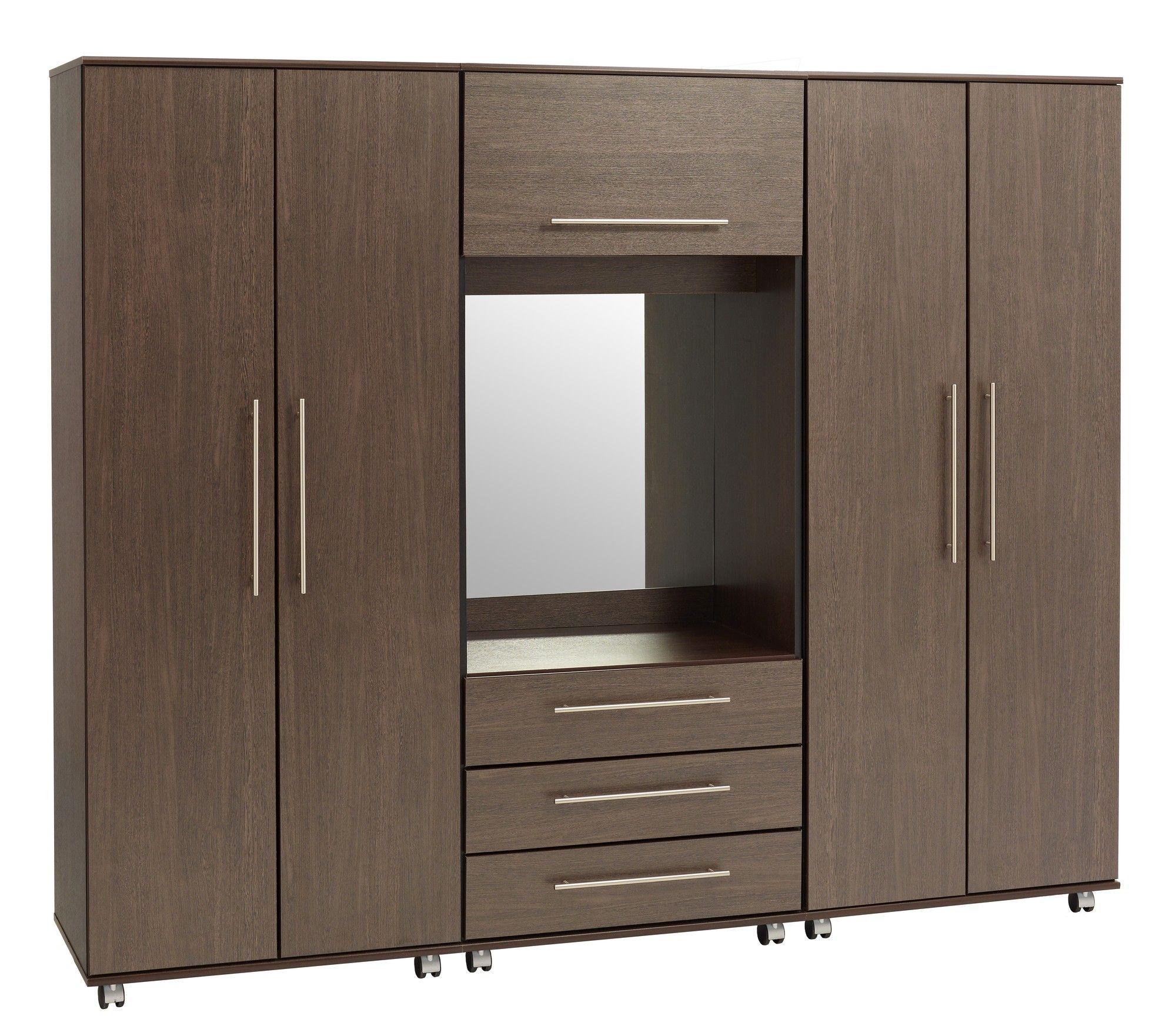 Ideal Furniture New York Fitment Wardrobe