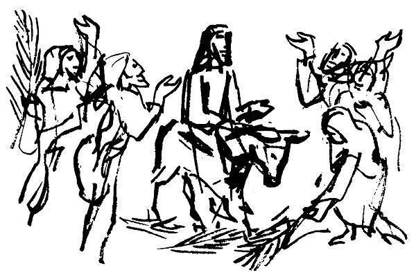 Palm Sunday 2014 Clip Art Images, Pictures, Photos, Coloring Pages ...