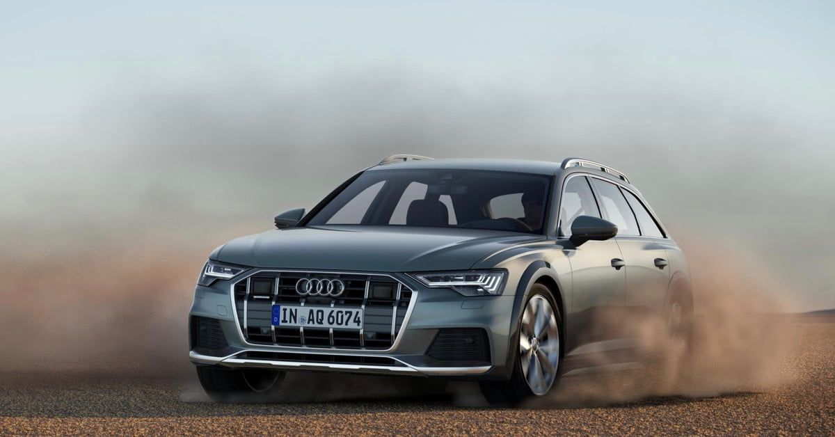 2020 Audi A6 Allroad Wagon Is Coming Back To The U S Audi A6 Allroad Audi A6 Audi Cars
