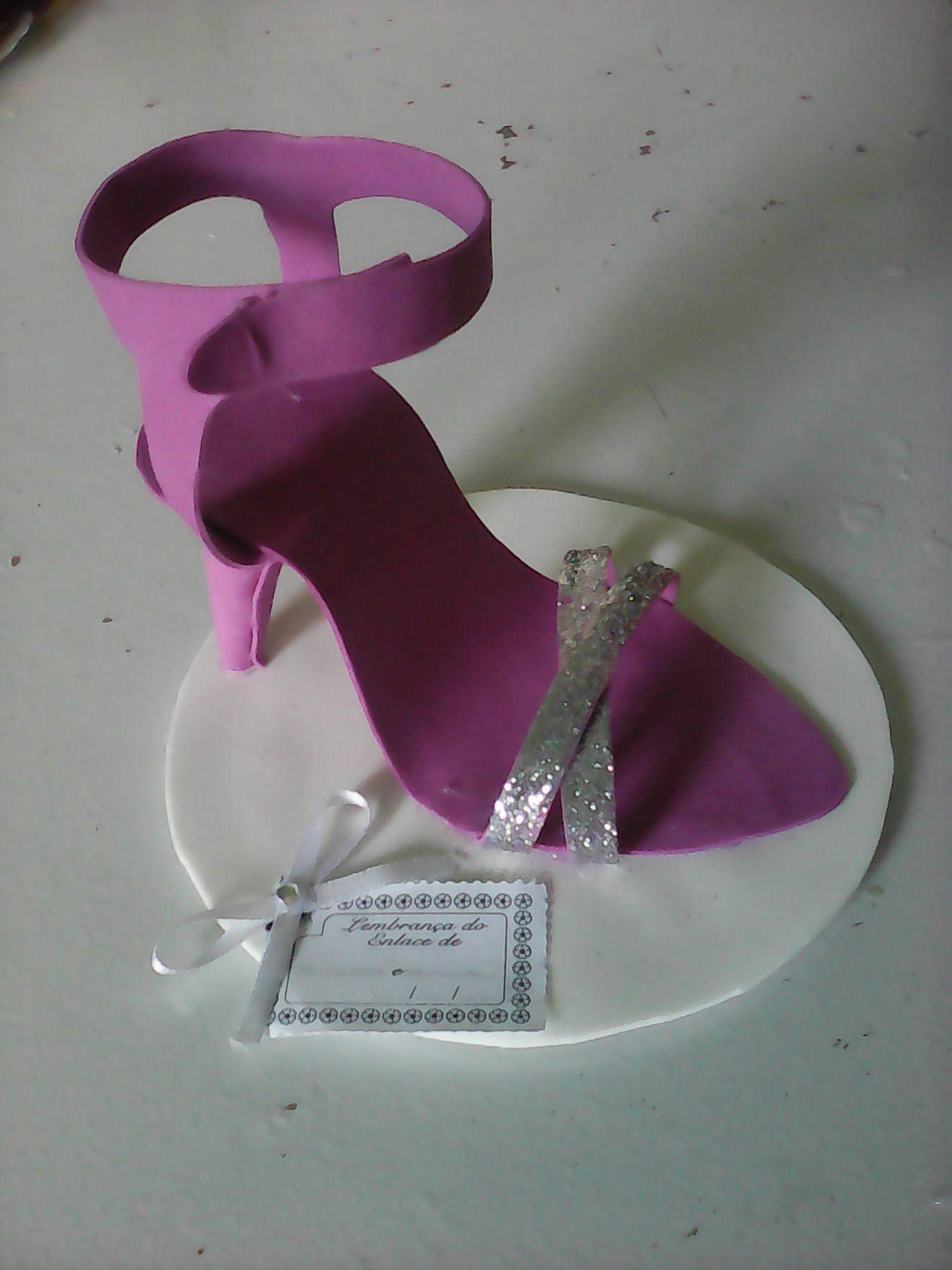 bd9ac2f05 Zapatos De Foami, Zapatos De Chocolate, Manualidades Zapatos, Hacer  Zapatos, Manualidades Con