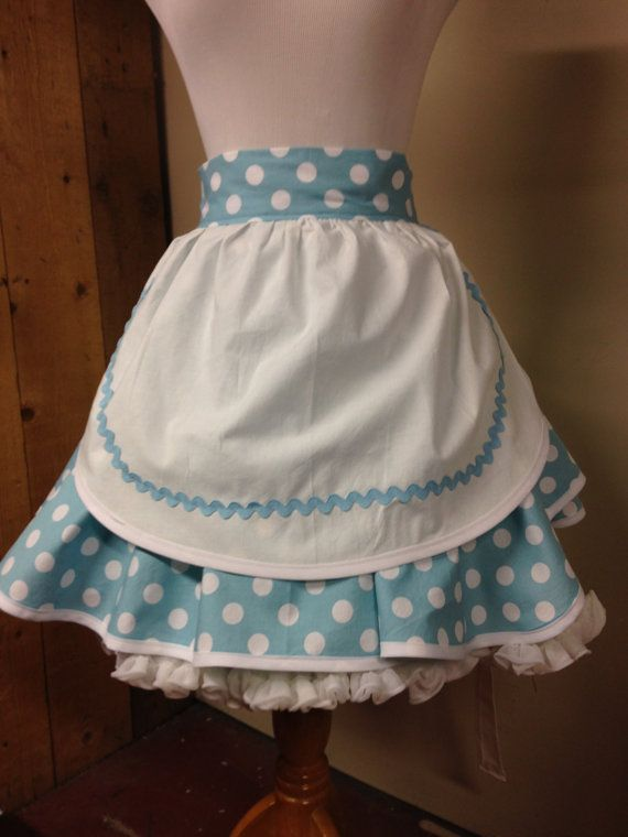 I Love Lucy Apron Inspired by My Love Of Lucy Light by ApronStyle