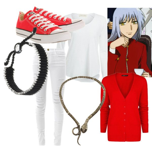 Ayame Sohma | Casual cosplay, Fandom outfits, Fashion