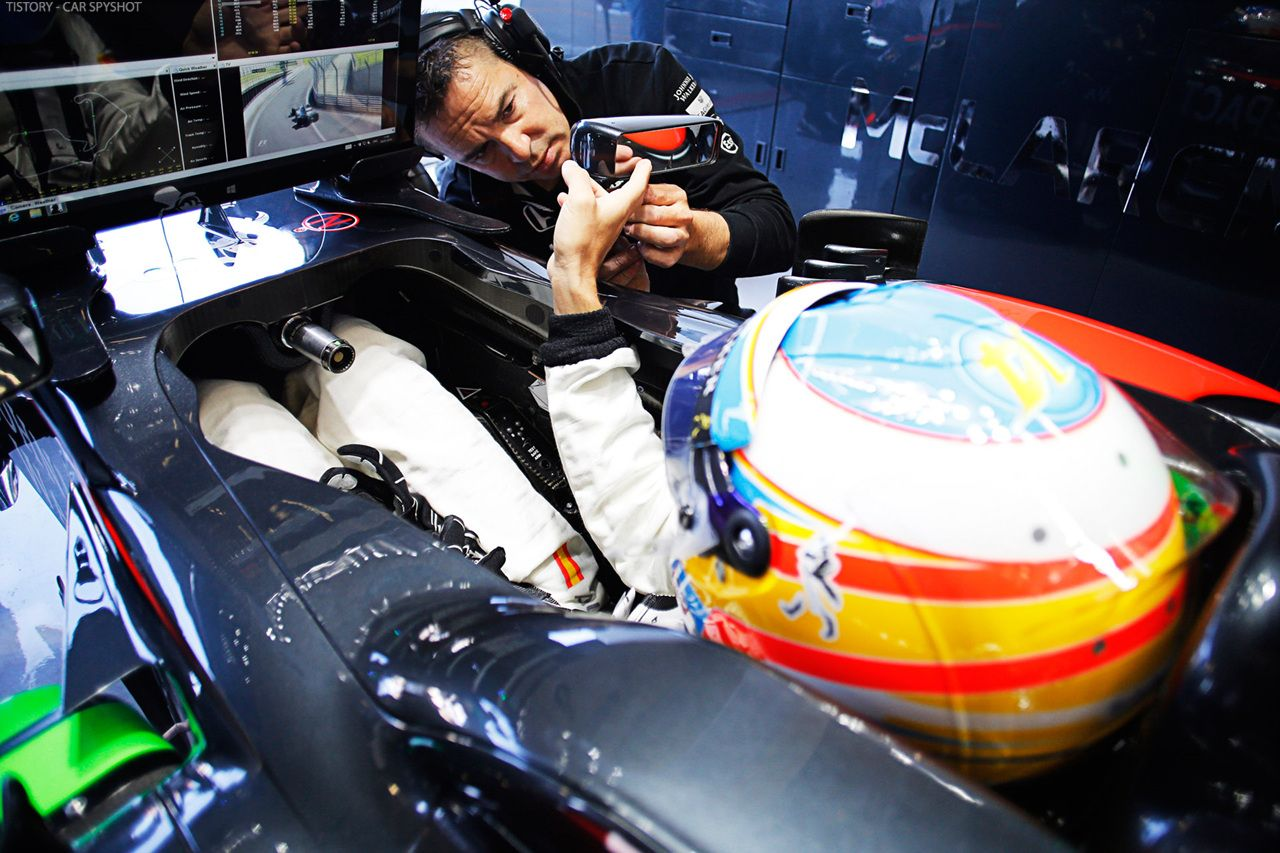 [2015 F1] 9차전 영국 British GP 금요일 - 사진