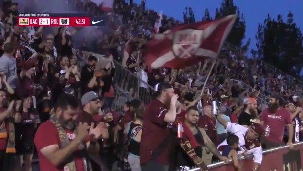 #MLS  Sacramento Republic grab a 2-1 lead