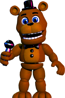 Freddy Fazbear Png