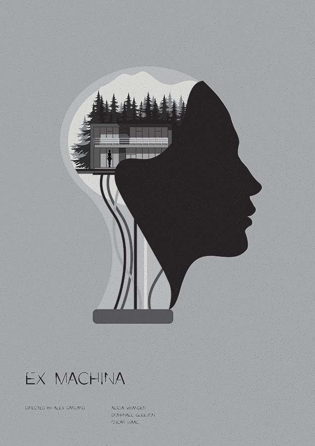 """""""Ex Machina"""" by  Matt Needle"""