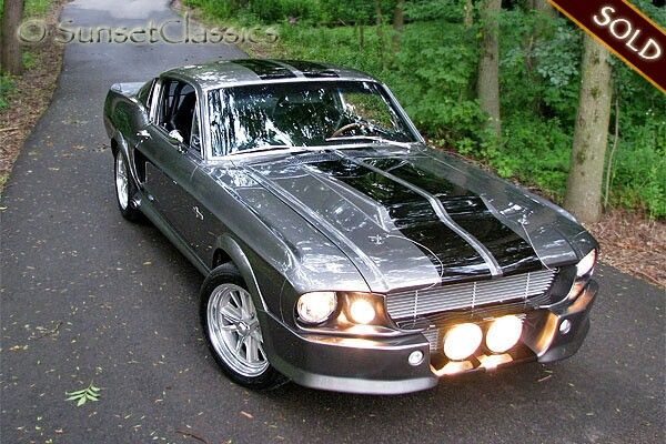 Ford Mustang Shelby Gt500 Eleanor 67 The Most Beautiful Car