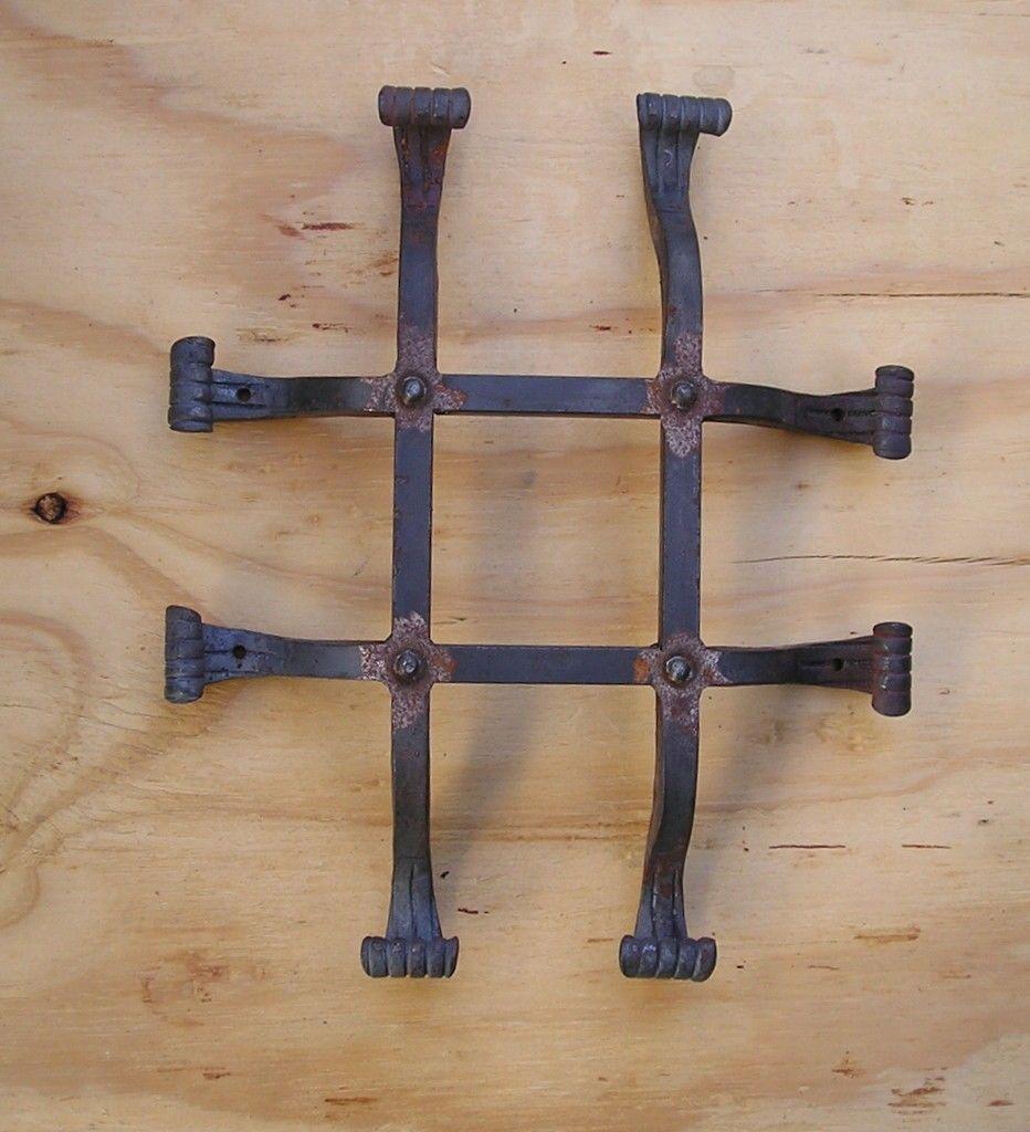 Wrought Iron Speakeasy Door Grille | eBay & Wrought Iron Speakeasy Door Grille | eBay | Doors \u0026 Hardware ... Pezcame.Com
