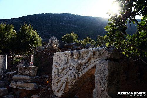 Efes(Ephesus) Antik Kent Çekimleri