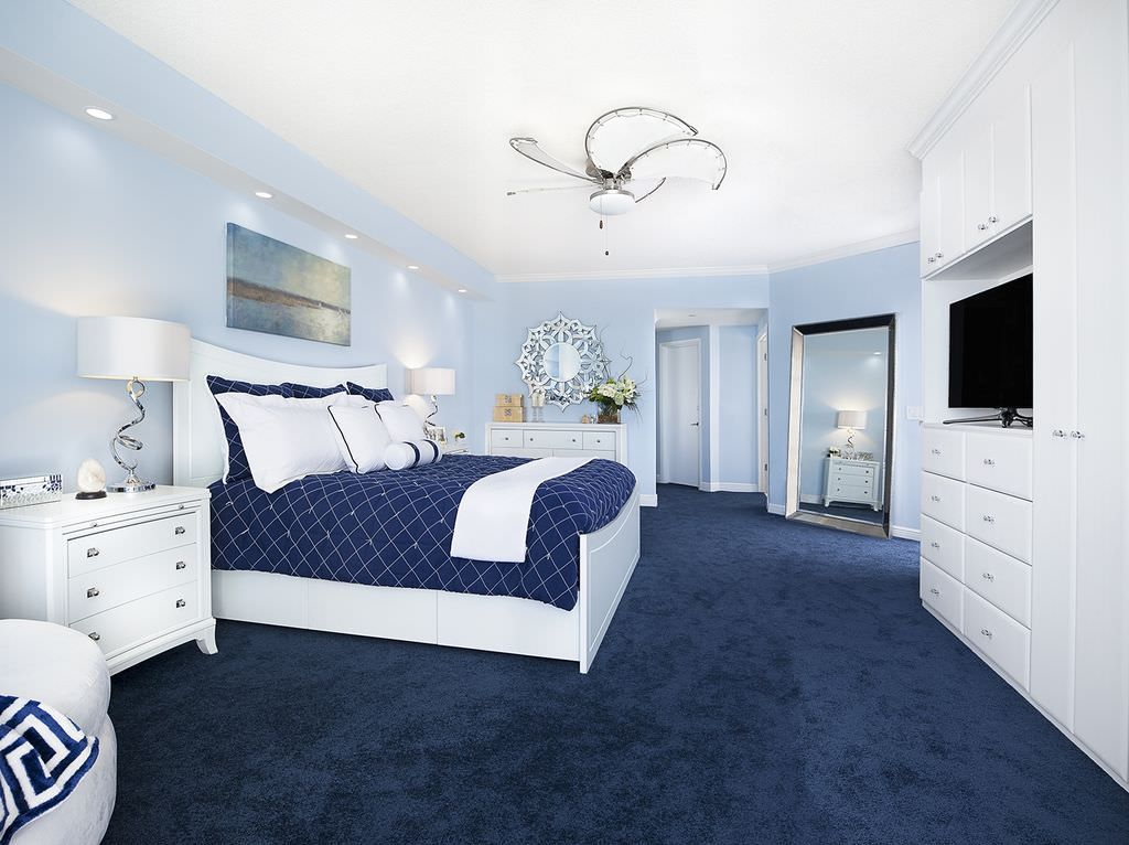Best Colors That Go Well With Blue For Interior Design Blue 640 x 480