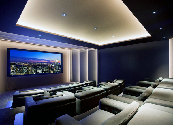 80 Home Theater Design Ideas For Men Movie Room Retreats Home Cinema Room Home Theater Rooms Home Theater Seating