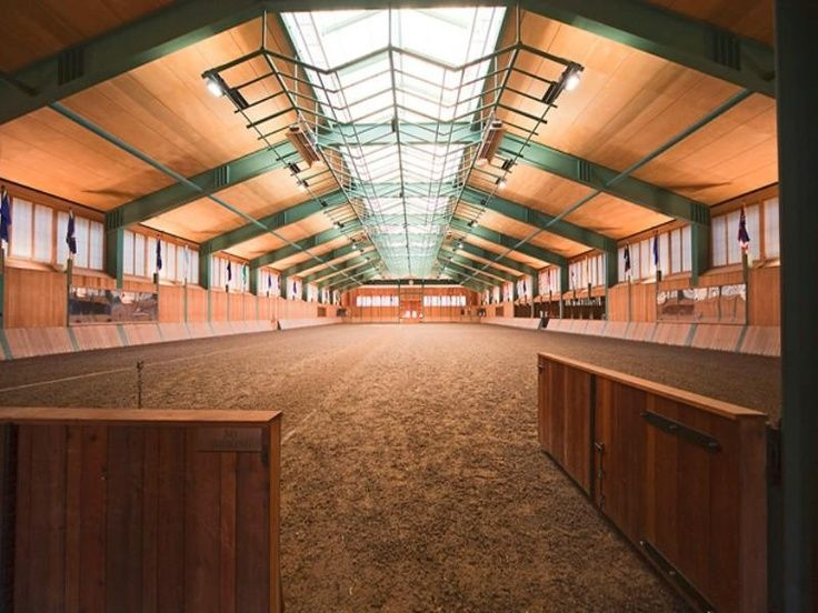 Indoor Arena Old Barns Stables And Tack Rooms Dream