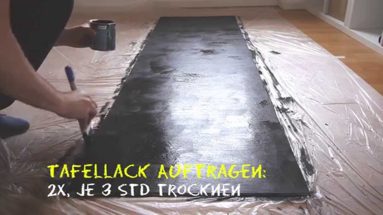 DIY - Magnet-Tafel selber machen https://www.youtube.com/user ...