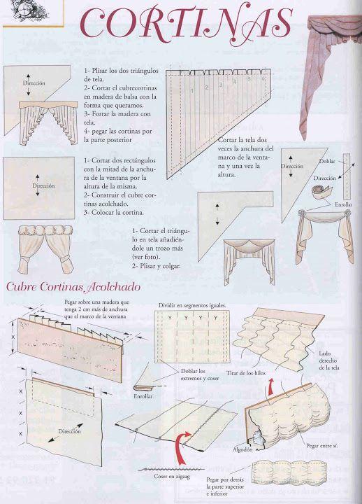 Costura - Maria Jesús - Picasa Web Albums | Ideas para el hogar ...