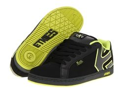 Etnies Famous Twitch Fader Skate Shoes