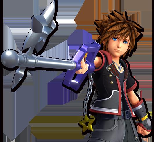 Kh3 Sora With Starlight Keyblade Kingdom Hearts Sora Kingdom Hearts Kindom Hearts