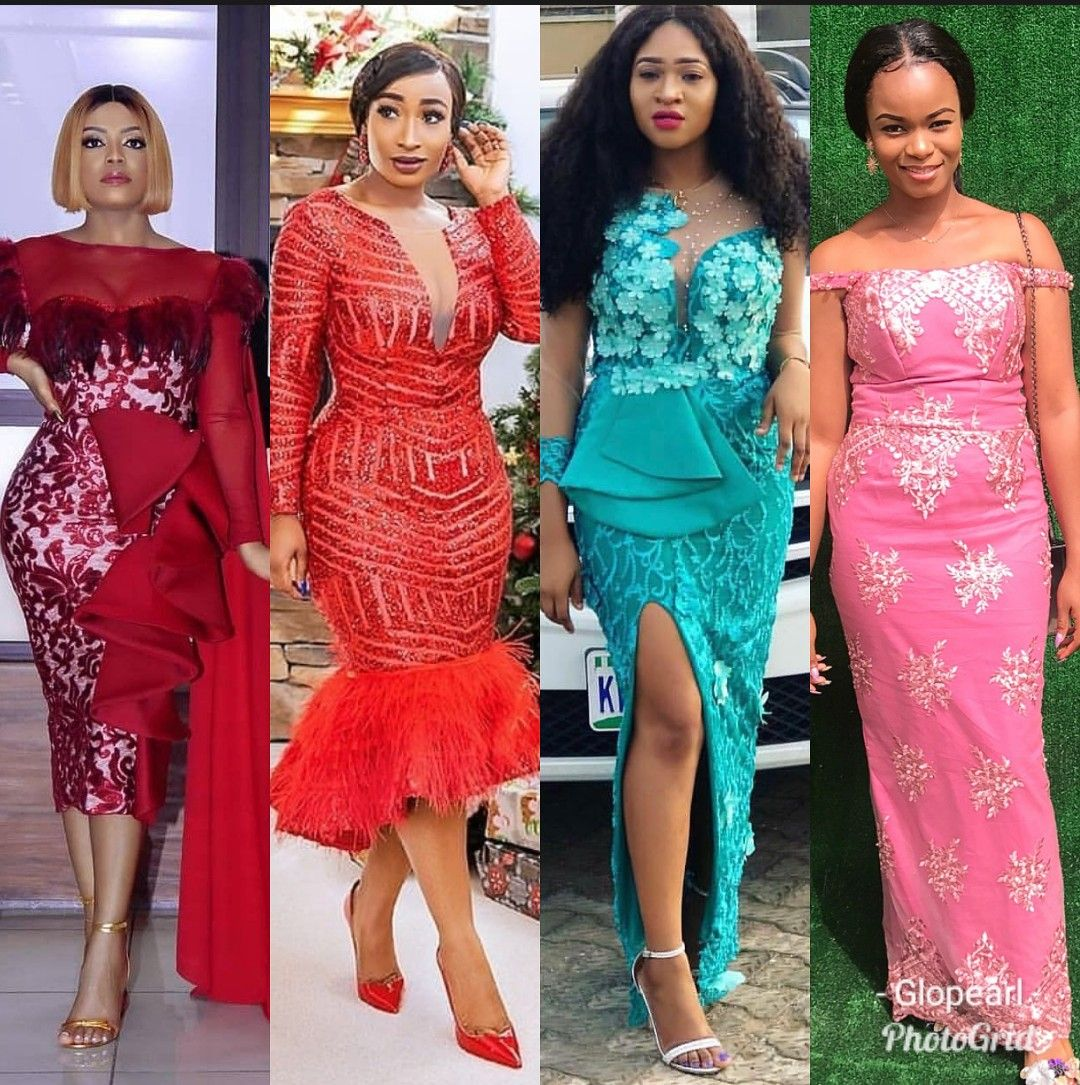 2020 Aso Ebi Styles Every Fashionista Needs Lace Fashion Best African Dresses Latest Lace Styles