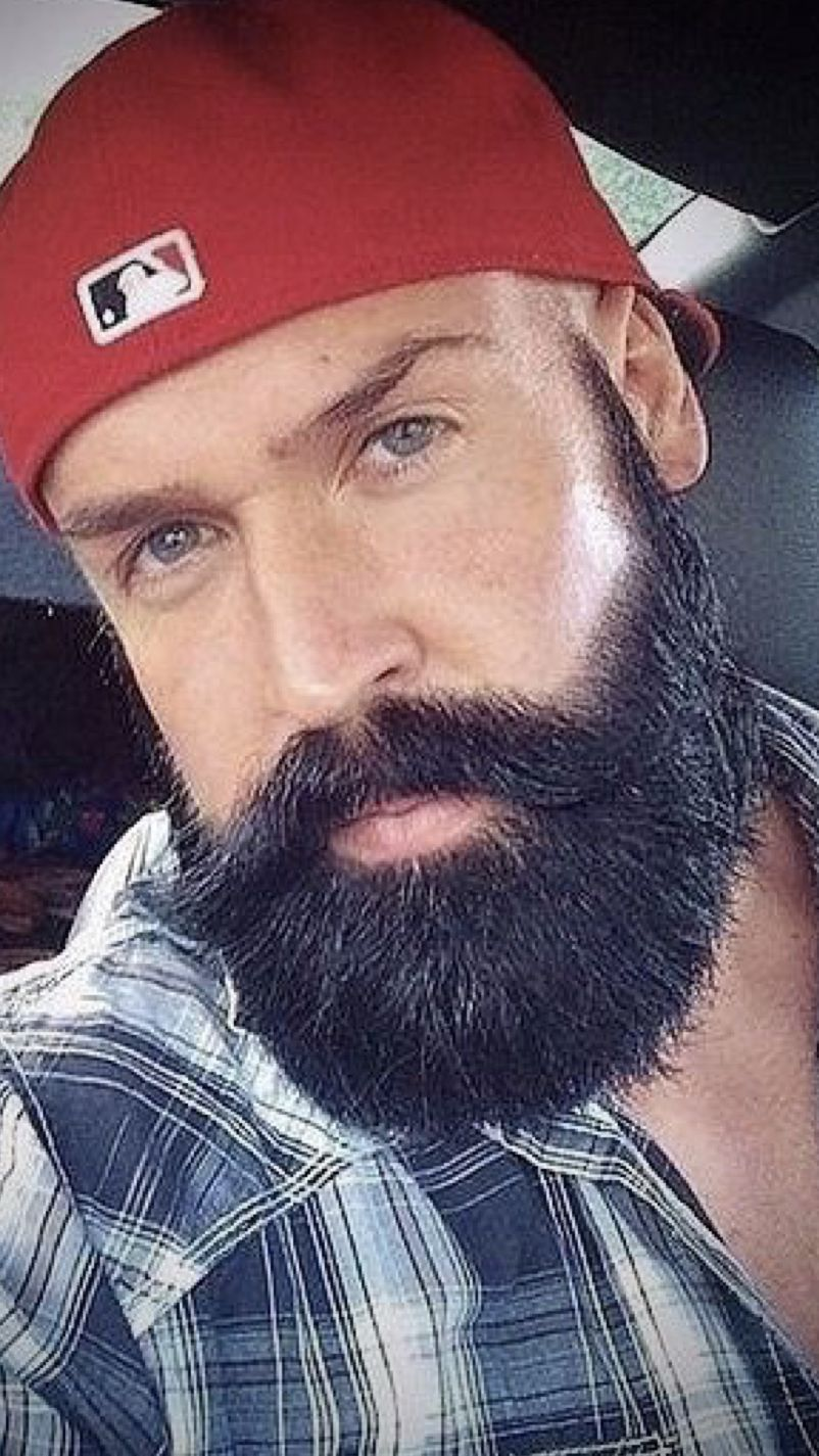 8a2467375aa Pin by Chad Perkins on Beards - Handlebar Moustache in 2019