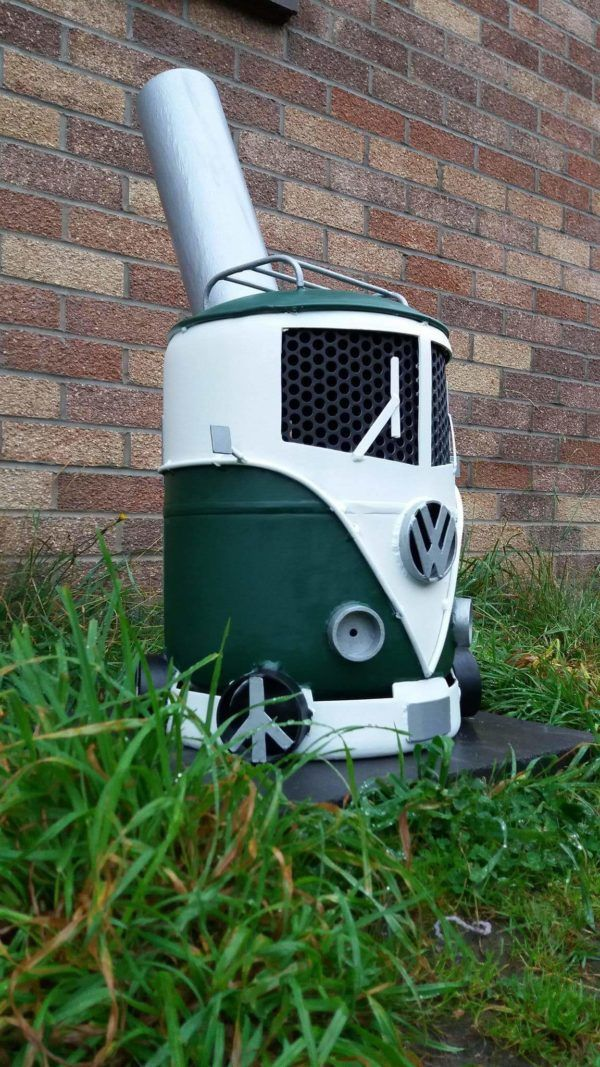 Awesome Volkswagen 2017: Volkswagen Campervan Log Burner Recycling Metal...  My next big project Check more at http://carsboard.pro/2017/2017/04/22/volkswagen-2017-volkswagen-campervan-log-burner-recycling-metal-my-next-big-project/