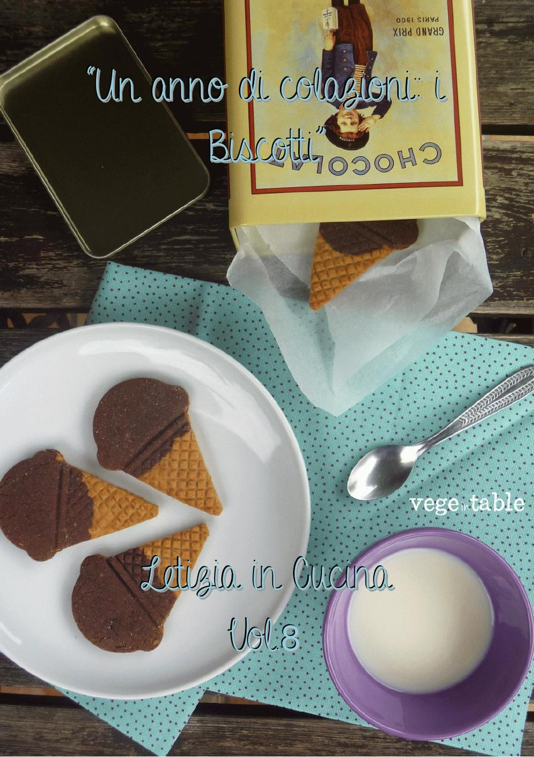 Raccolta di ricette di biscotti | Biscotti, Sweet recipes and ...