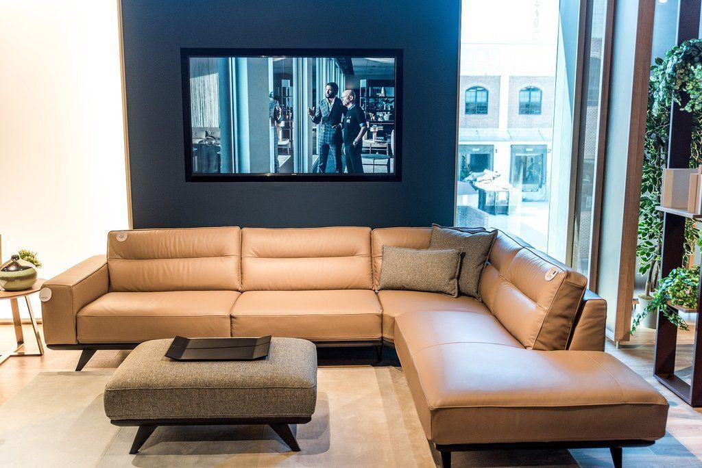 Design Bank Natuzzi.Natuzzi Editions C006 Adrenalina Mid Century Modern Design In 2020