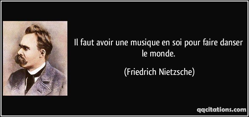 Friedrich Nietzsche Citation Friedrich Nietzsche Et