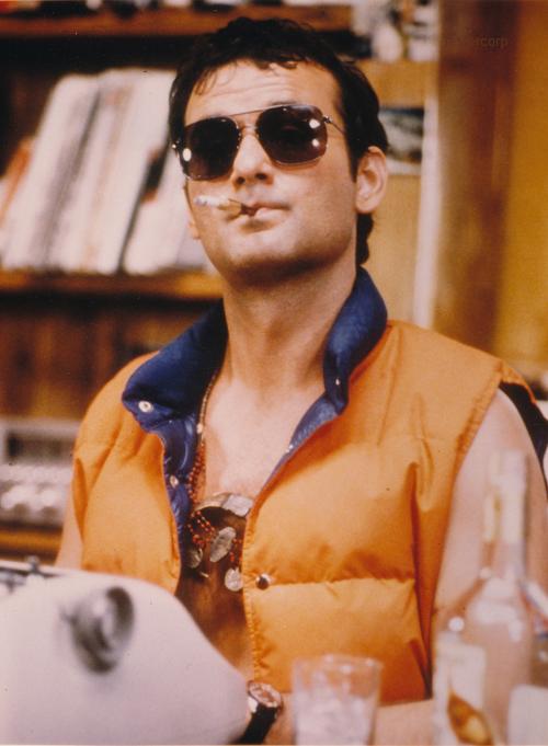 Bill Murray as Hunter S. Thompson, Where the Buffalo Roam (1980)