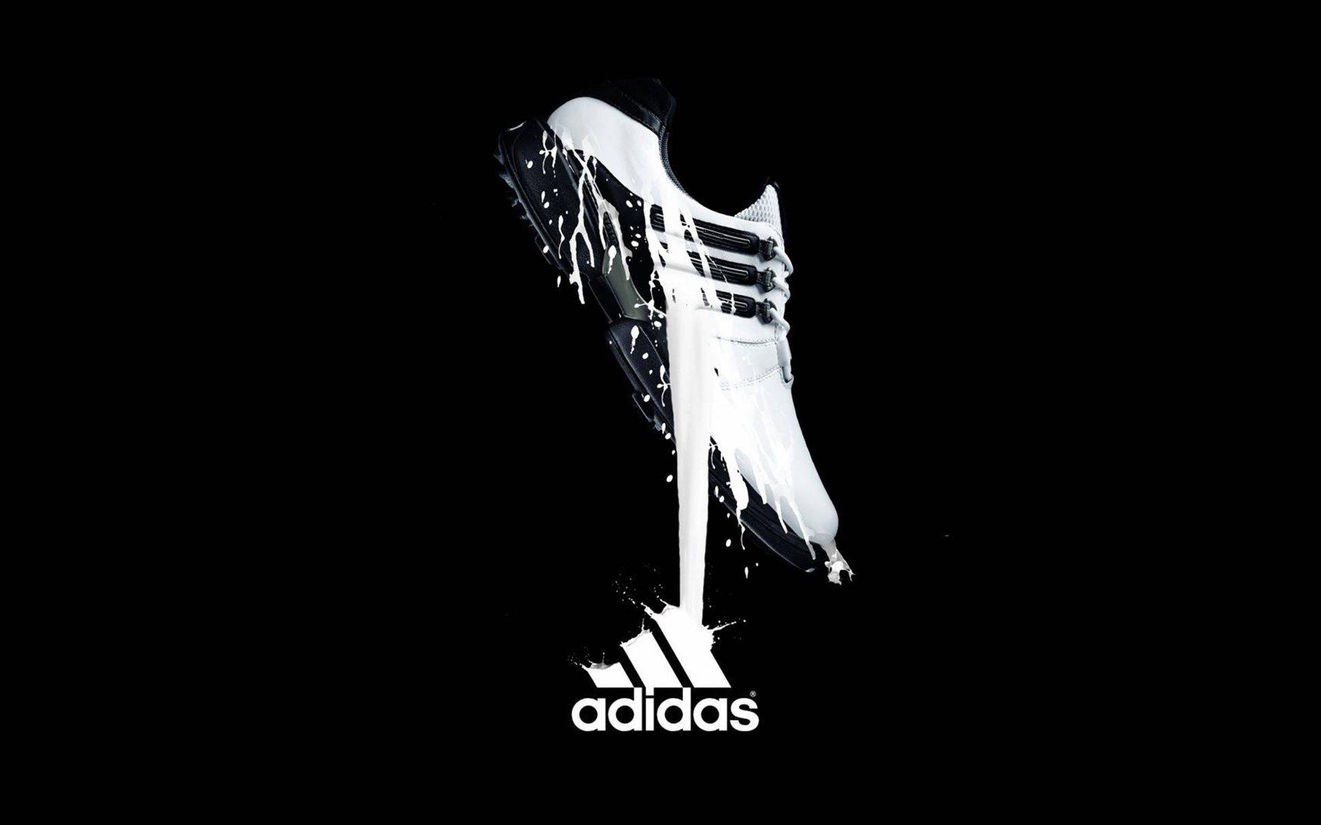 adidas logo 3d wallpaper basketball