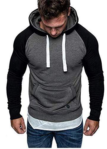 Adidas originals sweat shirt 100% coton noir homme pulls et