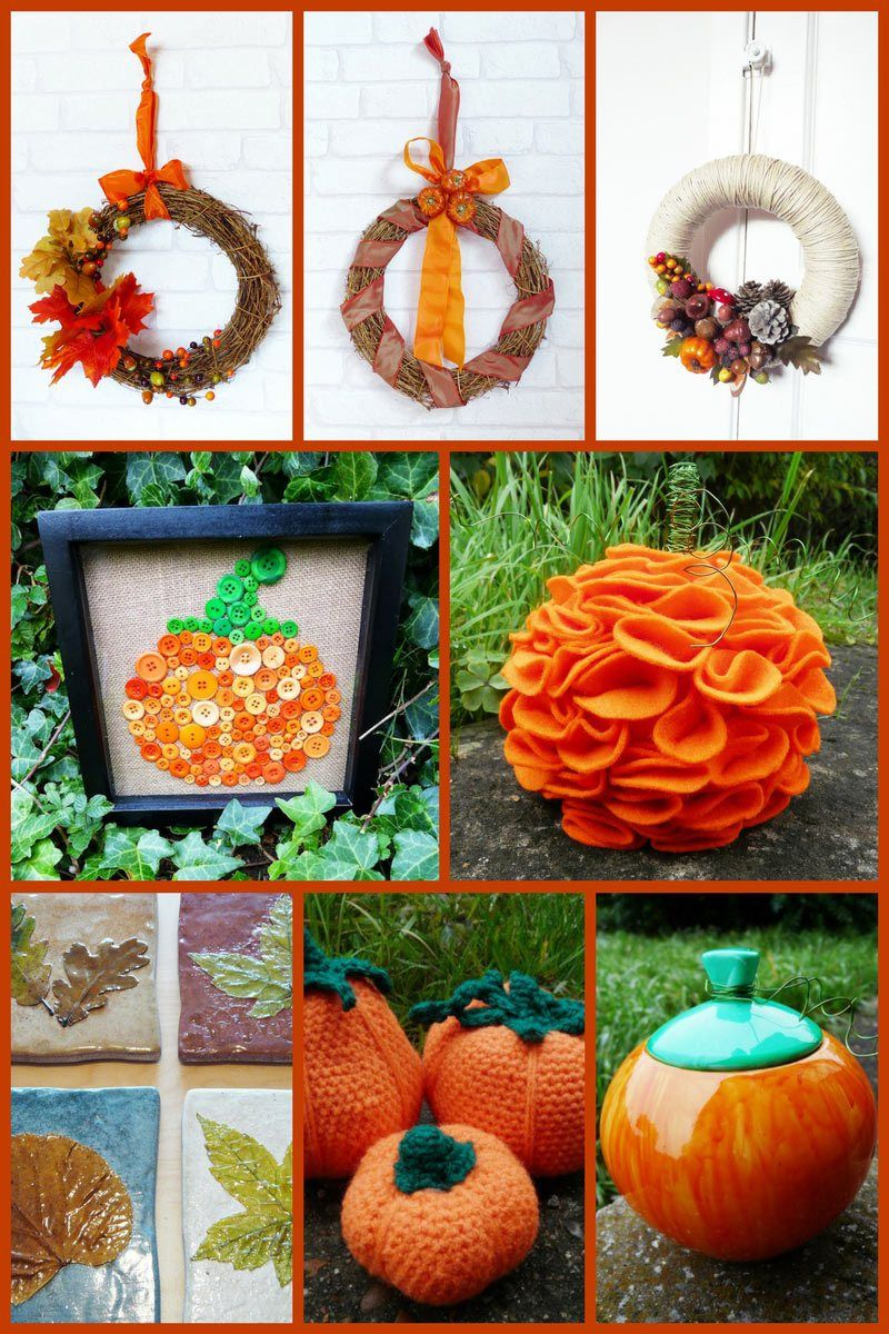 24 Awesome Autumn Crafts For Adults Ceramic Painting Autumn And