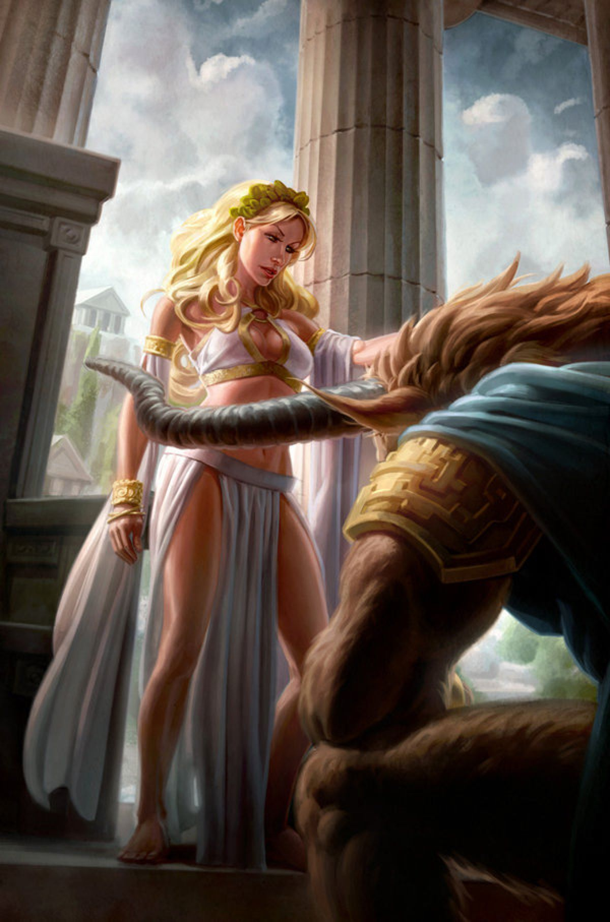 Grimm Fairy Tales Myths And Legends 17 By Capprotti On