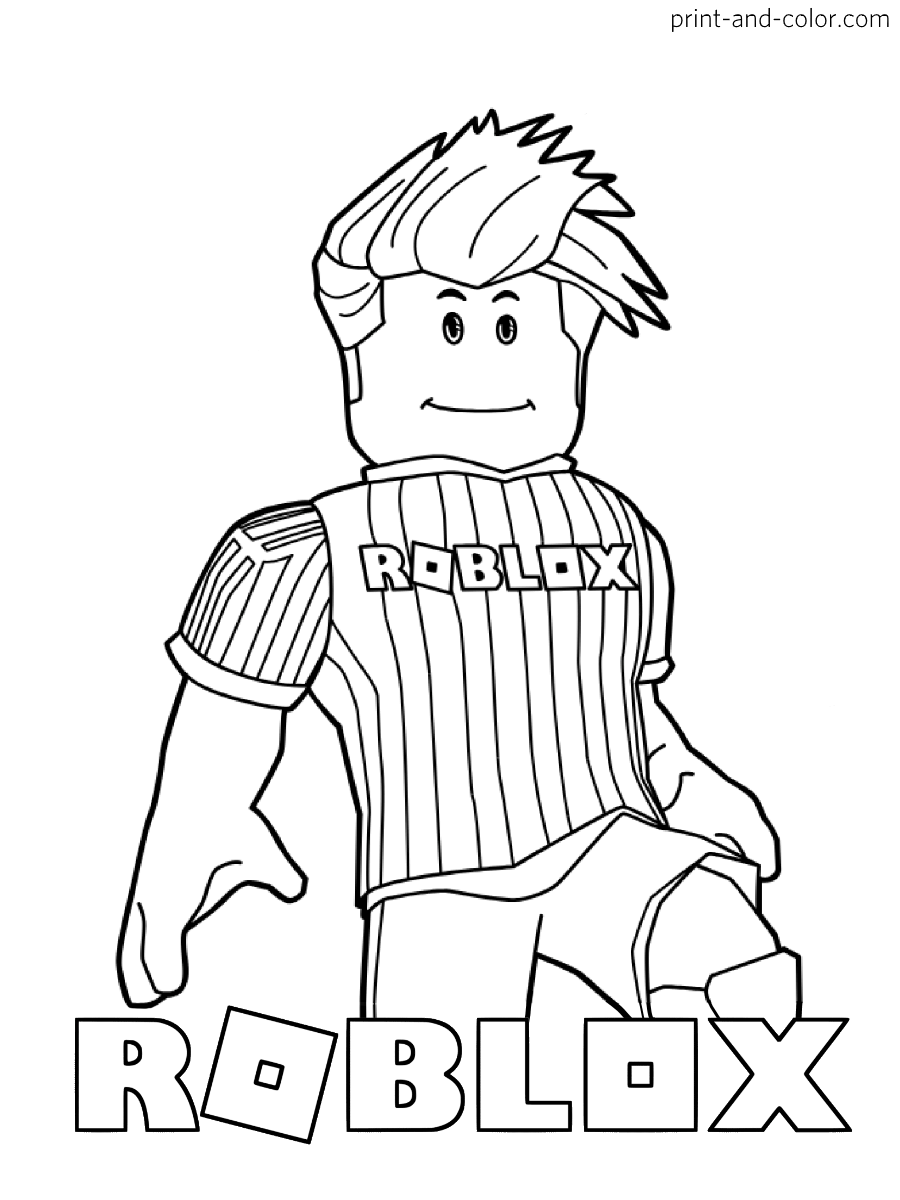 Roblox Cute Coloring Pages Cartoon Coloring Pages Pirate Coloring Pages