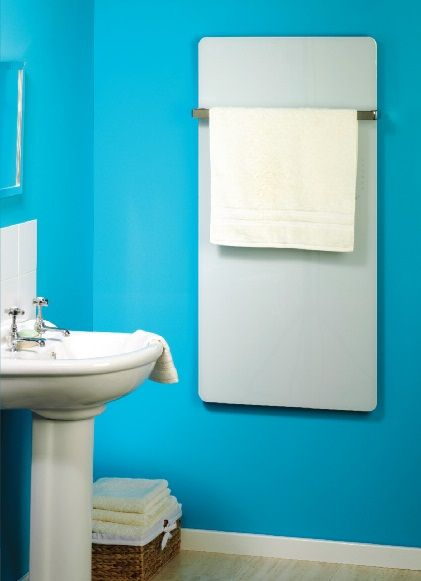 infrared bathroom heater with towel rail funkyheat heater ranges rh pinterest co uk infrared bathroom heaters wall mounted infrared bathroom heaters ceiling